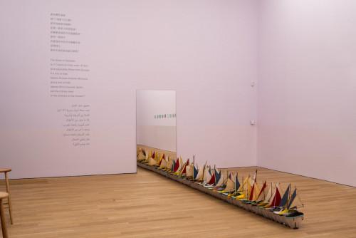《64 隻鞋船》,2007年至2008年