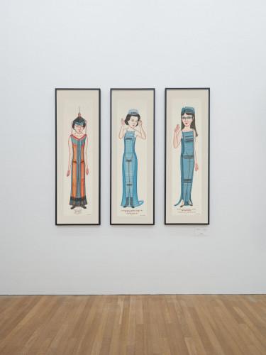 石家豪,《中環廣場・香港》,《國際金融中心二期・香港》,《環球貿易廣場・九龍·香港》,2011。