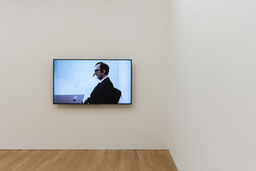 Mika Rottenberg,《乞嗤》,2012年。