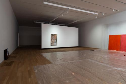 展覽場景:董金玲、Pamela Rosenkranz及Jana Euler,於「表演社會:性別的暴力」。