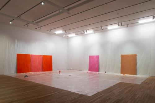 Pamela Rosenkranz,《性能量(威而鋼畫)》,2018及2019年。