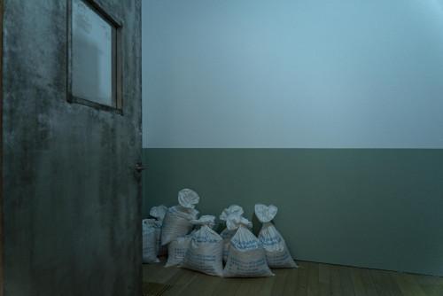 「乞嗤」展覽場景