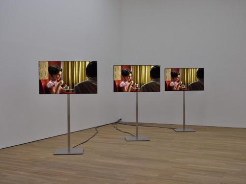 黃漢明,《華樣年花》,2009年。